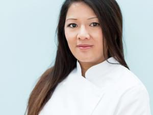 French pastry chef, Julie Myrtille