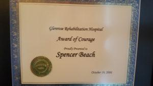 Award of Courage